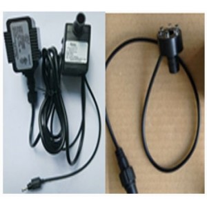 Replacement Lights + Transformer + Pump Kit for GIL838