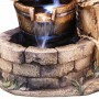 "Alpine 30"" Tall Triple Bucket Fountain"