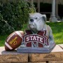 "13"" Tall Mississippi State University ""Bully"""