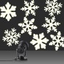Snowflakes Projector Lights with Plug In